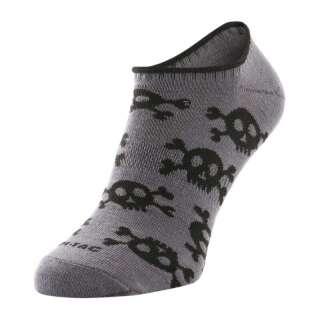M-Tac шкарпетки літні легкі Pirate Skull Dark Grey