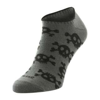 M-Tac шкарпетки літні легкі Pirate Skull Olive