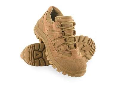 M-Tac кросівки тактичні Leopard R Coyote Brown (сорт 2)