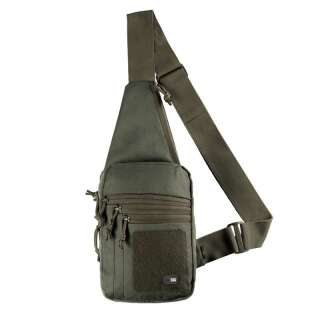 M-Tac сумка-кобура наплічна з липучкою Olive