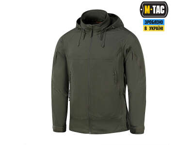M-TAC КУРТКА FLASH ARMY OLIVE