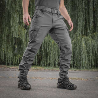 M-Tac штани Aggressor Gen II Flex Dark Grey