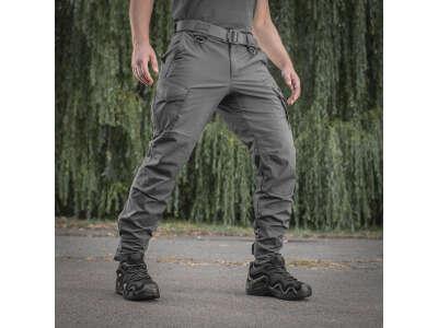 M-Tac брюки Aggressor Gen II Flex Dark Grey