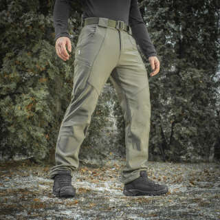 M-Tac штани Soft Shell Winter Olive