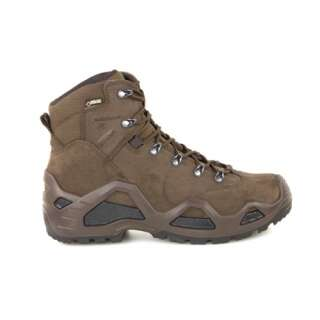 Ботинки военные демисезонные Lowa Z-6S GTX Dark Brown (женские), LOWA®
