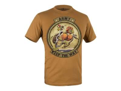 Футболка c рисунком ARMY Coyote Brown, P1G®