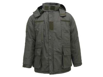 Куртка тактическая с врезными карманами Рип-Стоп Grey (полынь)