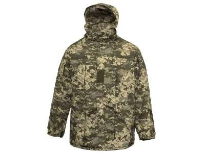 Куртка тактическая зимняя (Бушлат) Рип-Стоп ММ-14